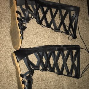 Shoes - Gladiator Shoes